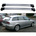 Alfa Romeo 156 Sportwagon 98-06 Aero Cross Bars Set