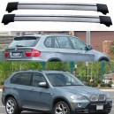 BMW X5 E70 5dr 4x4 2007+ Aero Cross bars set