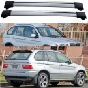 BMW X5 E53 5dr 4x4 00-07 Aero Cross bars set