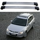 Hyundai I30 5dr Estate 2007+ Roof Aero Cross Bras Spoiler Set