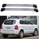 Hyundai Tucson FCEV 2005+ Roof Aero Cross Bars Set