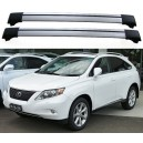 Lexus RX 350 AL10 2010+ Roof Aero Cross Bars Spoiler Set