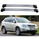 Lexus RX 330 300 XU30 2003-2006 Roof Aero Cross Bars Set