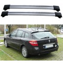 Renault Laguna MK3 Grandtour III 5dr Estate 2007 - Aero Cross Bars